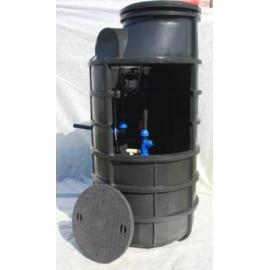 Jímka tlakové kanalizace  s vystrojením klasik (stavebnice)